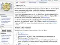 Bundesfachgruppe IT im Deutschen Blinden- und Sehbehindertenverband e. V.
