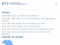 Bayerischer Fechtverband e.V.