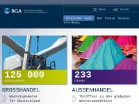 Bundesverband des Deutschen Groß- und Außenhandels e.V. [BGA]