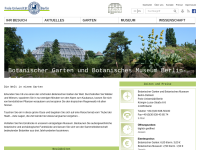 Botanic Garden and Botanical Museum Berlin-Dahlem