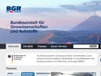 Bundesanstalt für Geowissenschaften und Rohstoffe (BGR)