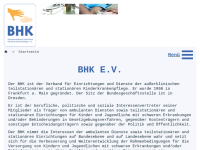 Bundesverband Häusliche Kinderkrankenpflege e.V.