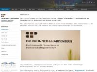 Dr. Brunner & Hardenberg PartGes