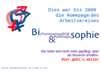 Arbeitskreis Bi/Homosexualität und Anthroposophie