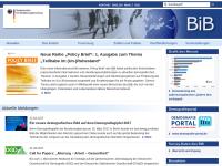 Bundesinstitut für Bevölkerungsforschung (BiB)