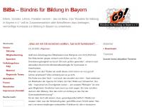 Bündnis für Bildung in Bayern