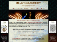 Bibliothek Nemeton