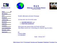 B & S Bildungs- und Studienreisen