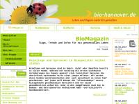 Bio-hannover.de - Projekt des Umweltzentrums Hannover und Eco-World GmbH