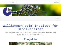 Institut für Biodiversität - Netzwerk e.V.