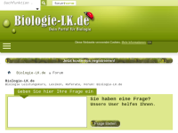 Biologie LK