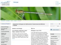 Biologie der Heinrich-Heine-Universität Düsseldorf