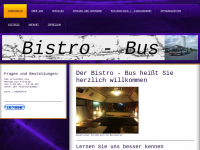 Bistro-Bus, Inhaberin Angelika Reinke