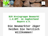 Kreisgruppe Neumarkt des Bayerische Jagdschutz- und Jägerverband