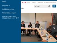 Bundesinstitut für Kultur und Geschichte der Deutschen im östlichen Europa