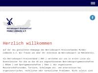Betriebssport-Kreisverband Minden-Lübbecke e.V.