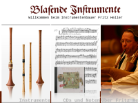 Blasende Instrumente, Fritz Heller