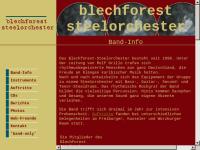 Blechforest Steelorchester