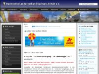 Badminton Landesverband Sachsen-Anhalt e.V.
