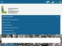 Bundesministerium für Land- und Forstwirtschaft, Umwelt und Wasserwirtschaft