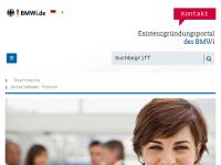 Unternehmensportal - BMWi