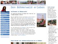 Tourismus in Böhmen