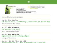 Heinrich Böll Stiftung Baden-Württemberg