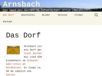 Borken-Arnsbach, Matthias Wilde