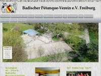Badischer Pétanque Verein