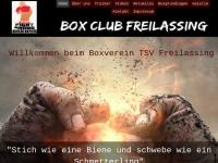 Boxen-TSV Freilassing