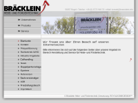 Bräcklein Hebe- und Fördertechnik