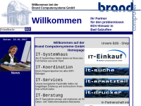 Brand Computersysteme GmbH