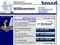Brand Computersysteme GmbH