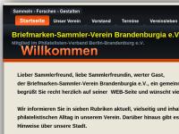 Briefmarken-Sammler-Verein Brandenburgia e. V.
