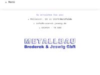 Metallbau Brederek & Joswig GbR