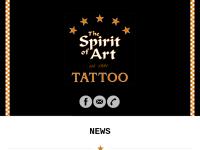 The Spirit Of Art Tattoo, Frank Kassebaum