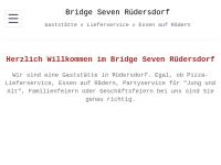 Bridge Seven - Restaurant und Pension