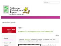 Südtiroler Philatelisten-Jugend e.V. - Briefmarken Sammeln