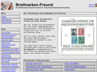 Briefmarken-Freund, Inh. Josef Daebner