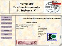 Verein der Briefmarkensammler e.V. St. Ingbert