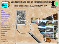 Briefmarkensammler Saarland