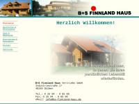 B+S Finnland Haus Vertriebs GmbH