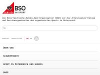 Österreichische Bundessport Organisation (BSO)