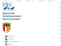 Bayerischer Schwimmverband - Bezirk VII Schwaben