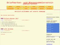Briefmarken- und Münzensammlerverein Zweibrücken