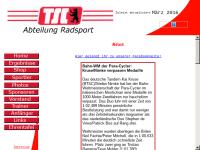 Berliner TSC e.V. - Abteilung Radsport