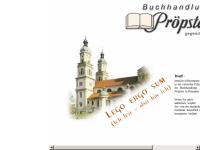 Buch- und Kunsthandlung Pröpster