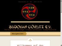 Budokan Görlitz e.V.- Verein zu Pflege traditioneller Kampfkünste