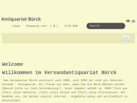 Antiquariat Buerck