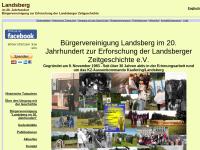 Landsberg im 20. Jahrhundert, Bürgervereinigung zur Erforschung der Landsberger Zeitgeschichte